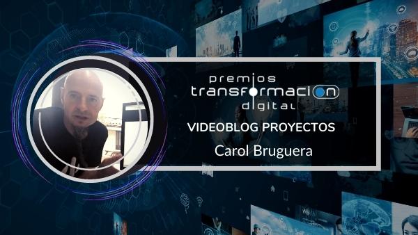 portada video Carol Bruguera transformación digital premios