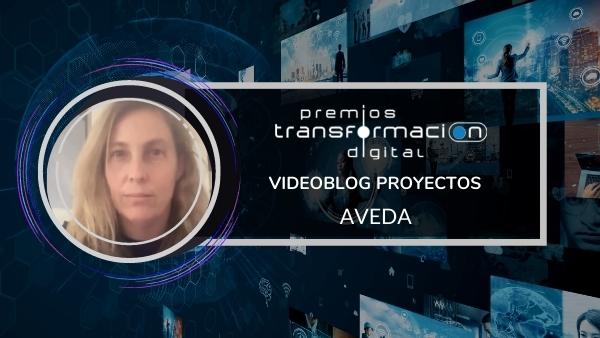portada video Aveda transformacion digital