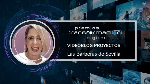 Videoblog proyecto transformación digital Las Barberas de Sevilla